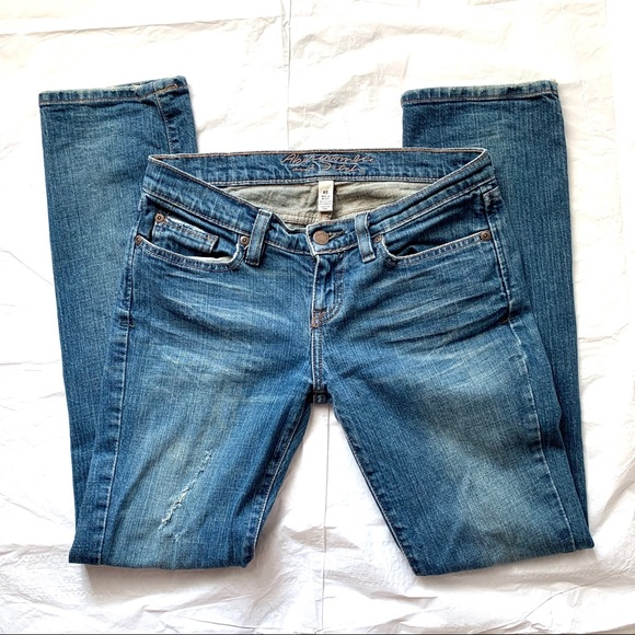 Abercrombie & Fitch Denim - Abercrombie & Fitch Erin Style Jeans Size 0S